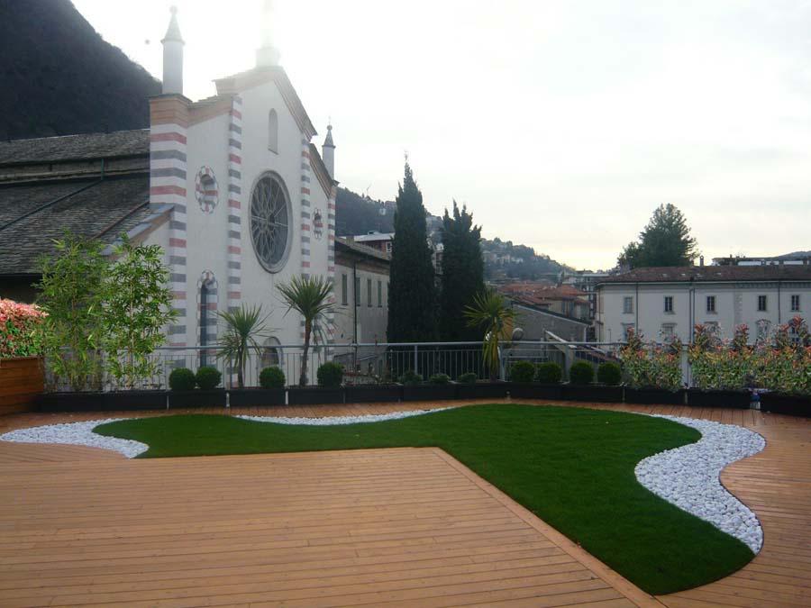 Peverelli design construction and maintenance of green - Giardini pensili immagini ...